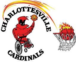 Charlottesville Cardinals logo