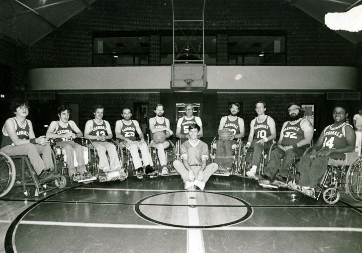 Cardinals Team Photo 1982